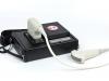ecógrafo con sonda rectal y abdominal, detección de preñez y patologías en animales grandes y pequeños, el ecógrafo trabaja con sondas electrónicas