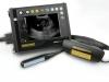 przenośny ultrasonograf z goglami, ultrasonograf do badania bydła, diagnozowanie obrazowe bydła, monitoring rozrodu