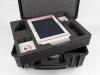 Удобный, практичный и прочный транспортный чемодан для хранения и перевозки УЗИ сканера 4Vet
