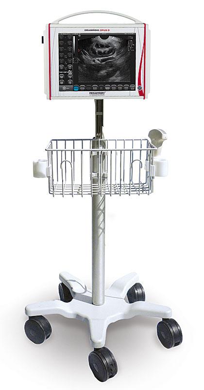 УЗИ-сканер Draminski 4Vet для мелких животных и лошадей  (цены от завода)