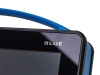 Blue Ultrasound Scanner made of the top quality components