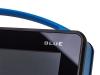 Ecógrafo Blue fabricado con elementos de la más alta calidad