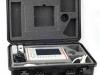 Komplettes und portables Ultraschallgerät im robusten Koffer