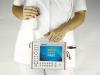scanneur à ultrasons léger avec des sondes mécaniques amovibles pour le diagnostic rapide en terrain