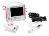 Uniwersalny ultrasonograf do diagnozowania w terenie