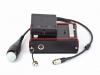 ultrasonógrafo de alta presición alimentado mediante baterías; útil en la inseminación. Ultrasonido al servicio de la gestión efectiva de la crianza de animales