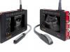 échographie iScan 2 avec tête rectale linéaire et convexe