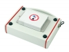 Ecógrafo con baterías de alto rendimiento, dos juegos de baterías; comodidad en el diagnóstico