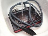 Ultrasonograf łatwy w myciu i dezynfekcji