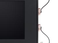 Ultrasonograf odporny na pył i wodę IP65