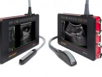 Ultrasonograf iScan 2 z głowicą rektalną liniową i convex
