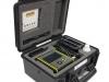 el sólido maletín proteje el ecógrafo durante su transportación, transporte seguro del ecógrafo