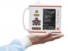 Un échographe portable pour un physiothérapeute ou un anesthésiste