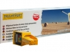 colourful transportation package, laminated cardboard, Draminski HMM moisture meter for hay and straw