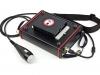 zur Arbeit auβerhalb der Arztpraxis sehr gut geeignetes portables Ultraschallgerät, lange Arbeitszeit mit einem Akku
