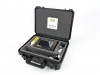 strong case protects ultrasound scanner during transport, safety transport of the scanner