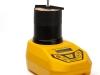 Trwały, półautomatyczny, wykonany z tworzywa ABS dozownik, pozwalający na precyzyjne odmierzanie optymalnej objętości próbki