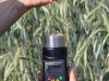 tester wilgotności DRAMIŃSKI TwistGrain jest mały, lekki i poręczny, solidnie wykonany, niezawodny, pomiar wilgotności ziarna bezpośrednio na polu