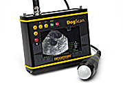 Przenośny i lekki ultrasonograf do szybkiej diagnostyki ciąży u małych zwierząt