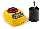 DRAMIŃSKI GMDM wilgotnościomierz do ziarna, pomiar gęstości, urządzenie dla zawodowców, precyzyjny pomiar wilgotności i gęstości ziarna