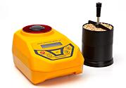 DRAMIŃSKI GMMpro wilgotnościomierz do ziarna DRAMIŃSKI GMMpro wilgotnościomierz do ziarna, urządzenie wykonuje dokładny pomiar wilgotności ziarna metodą pojemnościowo-wagową