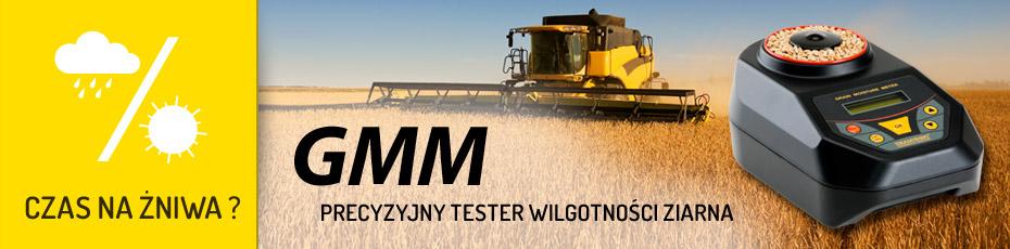 DRAMIŃSKI GMM – najczęściej kupowany przez rolników miernik wilgotności ziarna. Sprawdź!