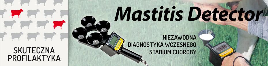 DRAMIŃSKI Mastitis Detector - praktyczny przyrząd do wykrywania stanów podklinicznych zapalenia wymienia. Sprawdź!