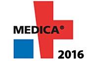 Spotkajmy się na MEDICA 14-17 listopada 2016!