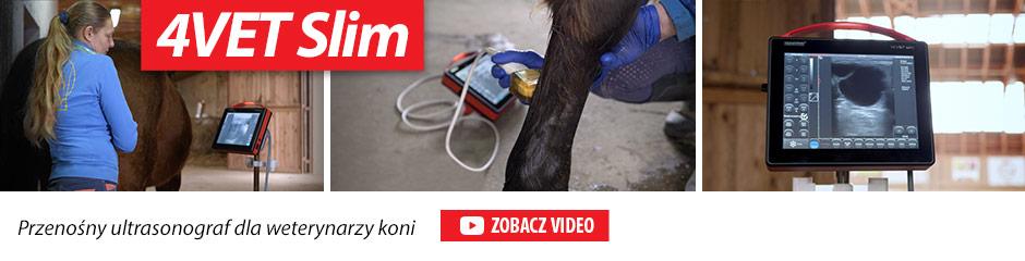 Mobilne USG dla specjalistów od koni.