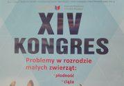XIV Kongres Problemy w rozrodzie małych zwierząt we Wrocławiu
