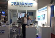 Rewolucyjne ultrasonografy firmy Dramiński na targach MEDICA 2018