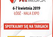 VetMEDICA 6-7 kwietnia 2019 w Łodzi
