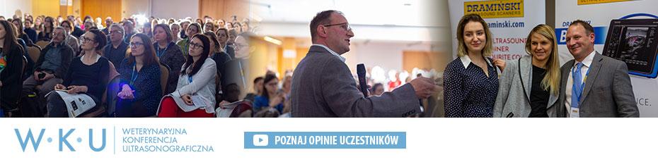 Poznaj opinie uczestników Weterynaryjnej Konferencji Ultrasonograficznej
