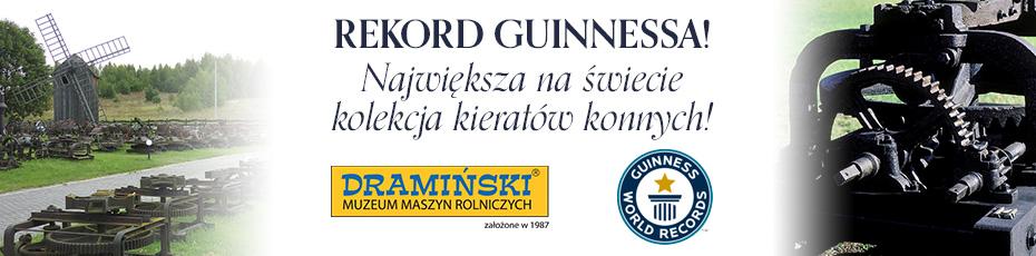 Kolekcja 277 kieratów konnych w Naterkach i Sząbruku pobiła Rekord Guinnessa