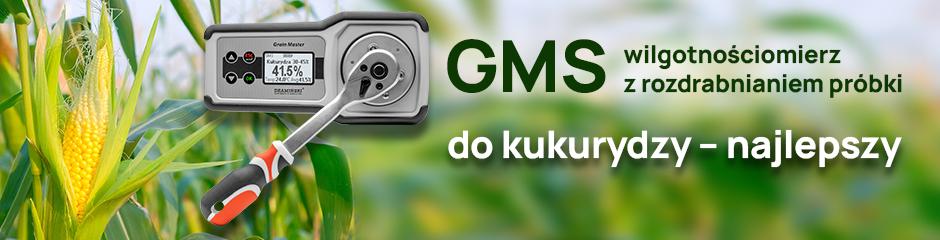 GMS kukurydza najlepszy